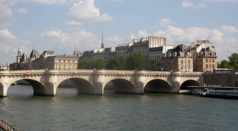 The Louvre and other Paris Sights