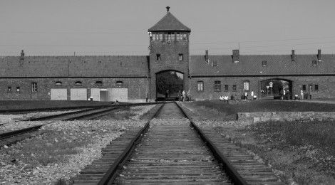 Auschwitz and Birkenau, Poland