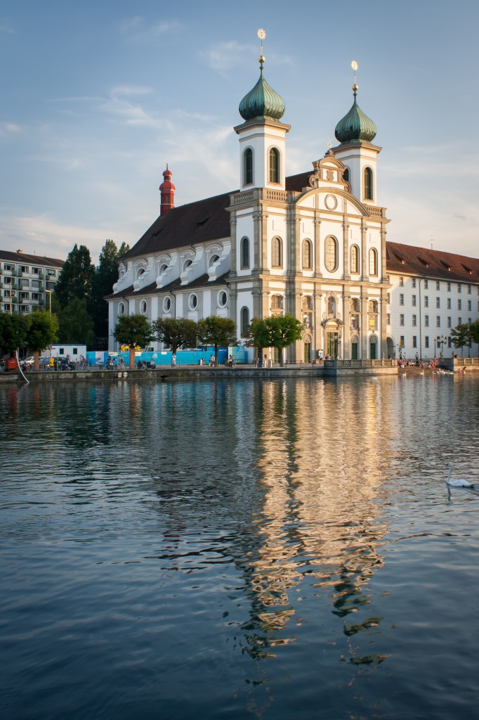 The Jesuit Church