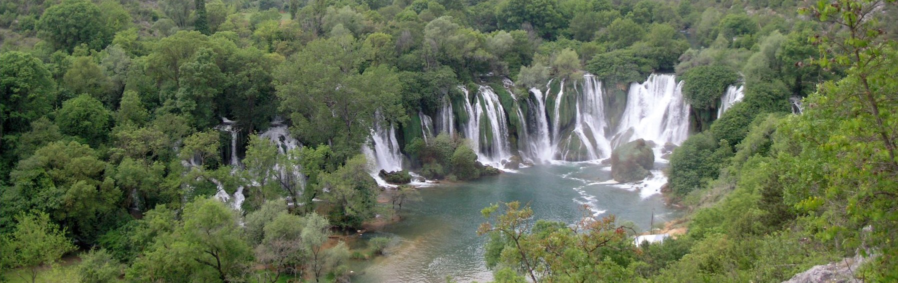 First full day in Mostar – tour with Batas