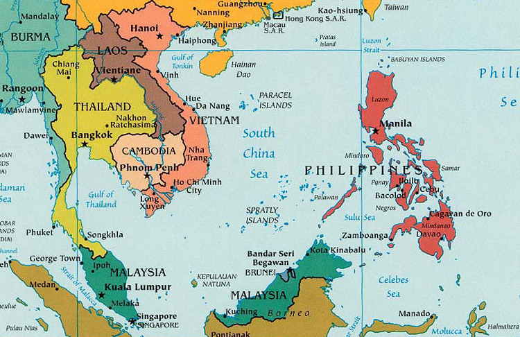 Initial planning for Thailand and Cambodia